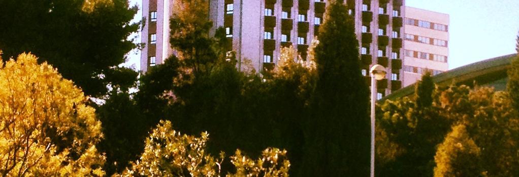 호텔 투리아 - 발렌시아 - 건물