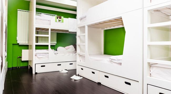 Hostel Clever - 모스크바 - 침실