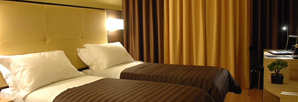 호텔 알베리 - 베네치아 - 침실