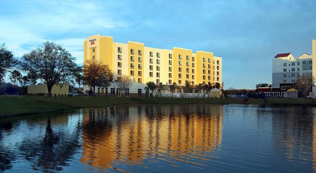 SpringHill Suites by Marriott Orlando Airport - 올란도 - 건물