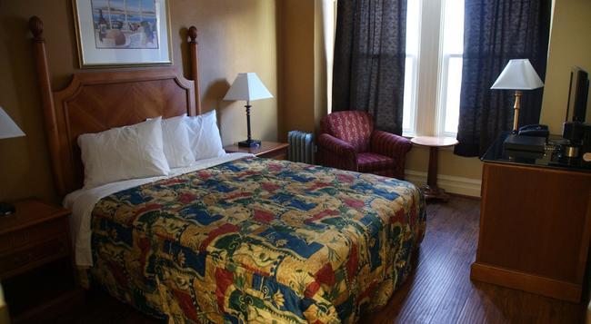 Yale Hotel - 샌프란시스코 - 침실