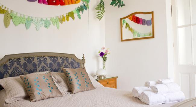 Bed & Breakfast Bonito Buenos Aires, San Telmo - 부에노스아이레스 - 침실