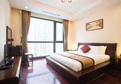 빈홈 로얄 시티 아파트먼트 - 하노이 - 침실