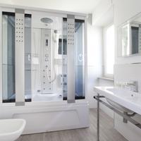 브이홈 Bathroom