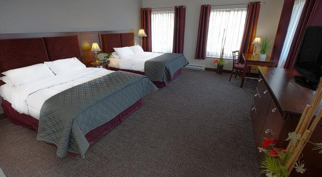 호텔 유니버셀 - 퀘벡 - 침실