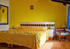 Hotel Playa Conchas Chinas - 푸에르토바야르타 - 침실