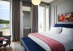 호텔 엑셀시오 - 두브로브니크 - 침실