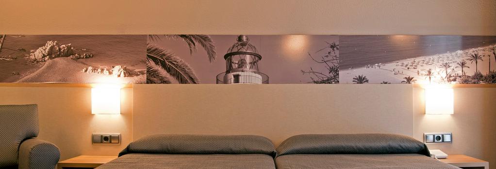 호텔 버냇 II - 칼레라 - 침실