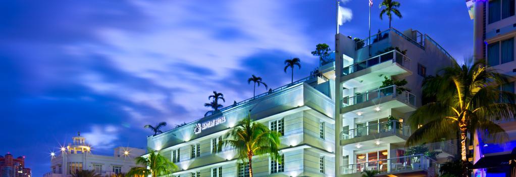 벤틀리 호텔 - 마이애미비치 - 건물