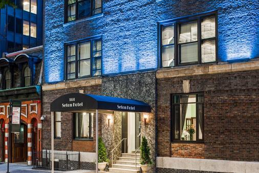 시튼 호텔 - 뉴욕 - 건물