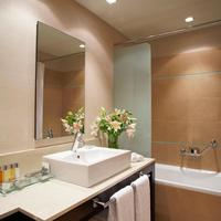 갤럭시 이라클리오 호텔 Bathroom