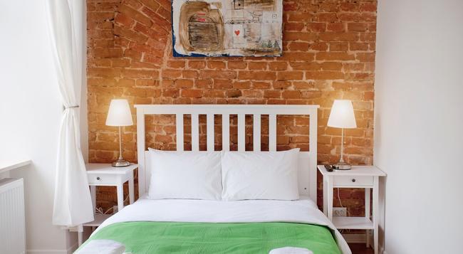 Danylo Inn - 리보프 - 침실
