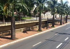 Aurora Hotel - Ribeirão Preto - 야외뷰