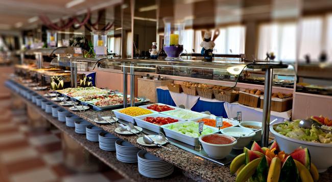 호텔 얼론 - 알리칸테 - 레스토랑