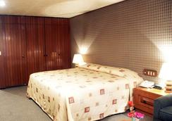 Maria Cristina Hotel - 멕시코시티 - 침실