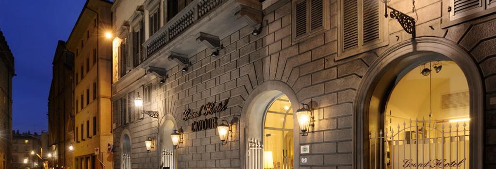 그랜드 호텔 카보르 - 피렌체 - 건물