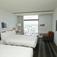 호텔PUR 퀘벡 Guestroom