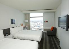 호텔PUR 퀘벡 - 퀘벡 - 침실