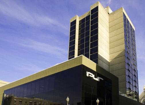 호텔 푸르 퀘벡, 어 트리뷰트 포트폴리오 호텔 - 퀘벡 - 건물
