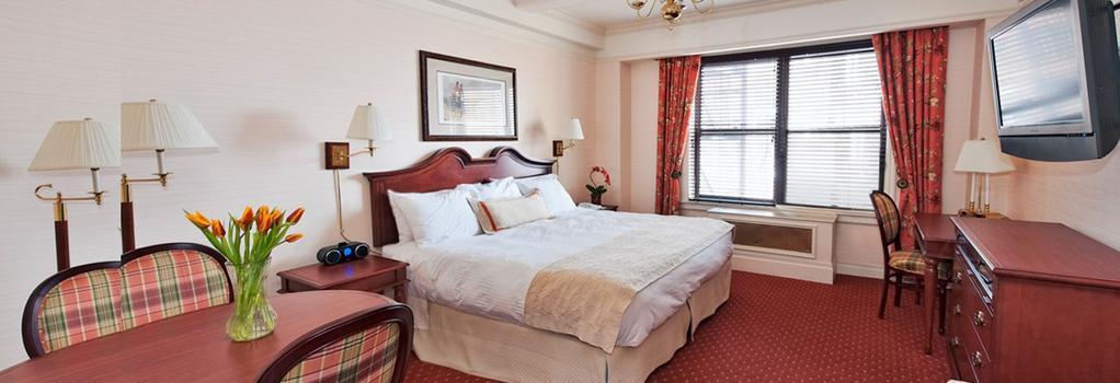 더 밀번 호텔 - 뉴욕 - 침실