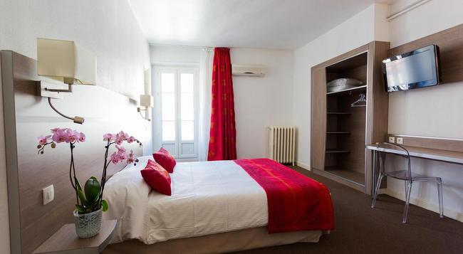 호텔 유럽 그레노블 하이퍼-센터 - 그르노블 - 침실