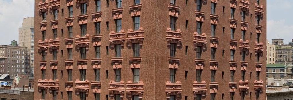 호텔 루체른 - 뉴욕 - 건물