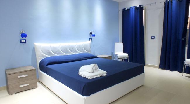 Costa del Sole Hotel - 카타니아 - 침실