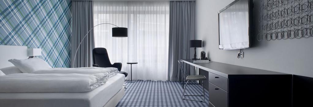 Antwerp City Hotel - 안트베르펜 - 침실