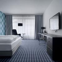Antwerp City Hotel Guest room
