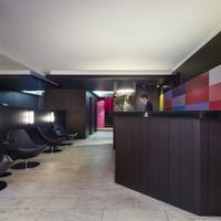 Antwerp City Hotel Lobby