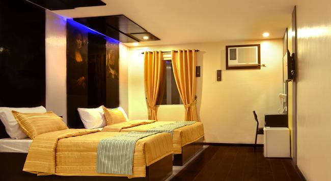 아이콘 호텔 이모그 - 마닐라 - 침실