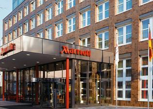 쾰른 메리어트 호텔