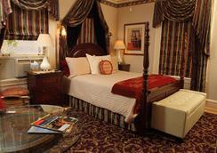The Carolina Bed & Breakfast - 헬레나 - 침실