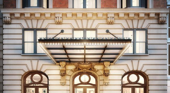 HGU 뉴욕 - 뉴욕 - 건물