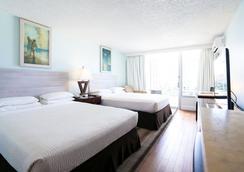 와이키키 게이트웨이 호텔 - 호놀룰루 - 침실
