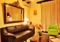호텔 카산티카 - 와하카 - 침실