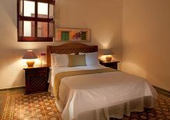 안티구오 호텔 유로파 - 산토도밍고 - 침실