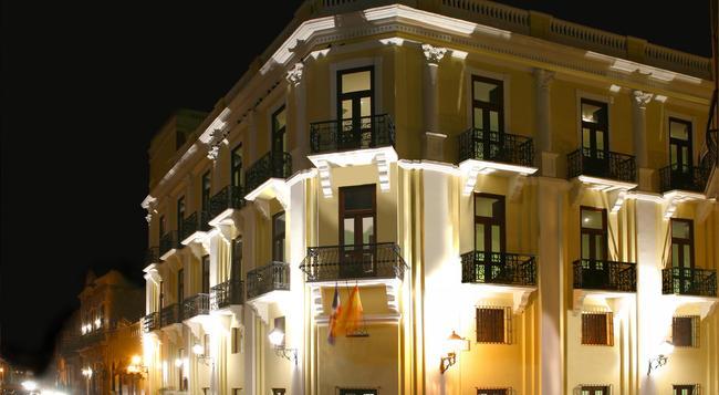 안티구오 호텔 유로파 - 산토도밍고 - 건물