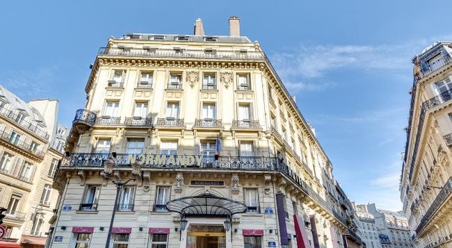 노르망디 호텔 - 파리 - 건물