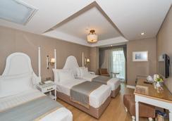 한나 호텔 - 이스탄불 - 침실