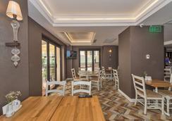 한나 호텔 - 이스탄불 - 레스토랑