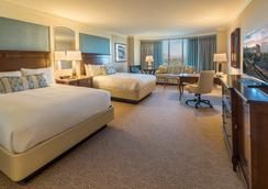 리틀 아메리카 호텔 솔트 레이크 시티 - 솔트레이크시티 - 침실