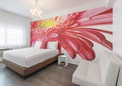 펭귄 호텔 - 마이애미비치 - 침실