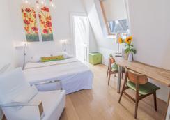 Amstel Corner - 암스테르담 - 침실