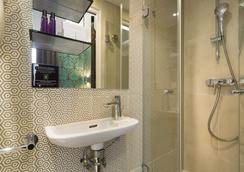 호텔 디자인 소르본 - 파리 - 욕실