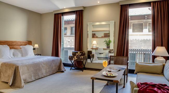 부티크 호텔 칸 알로마르 - 팔마데마요르카 - 침실