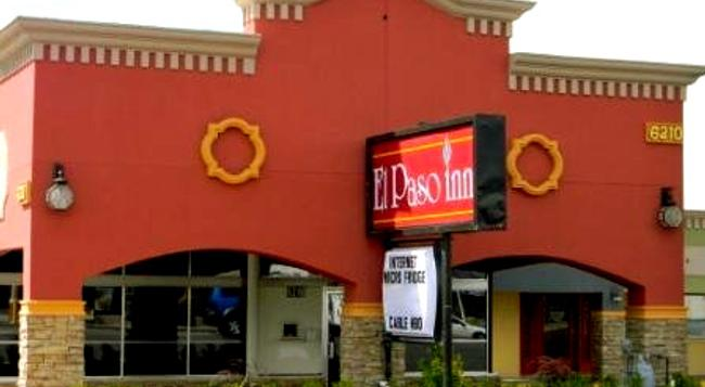 El Paso Inn - 엘파소 - 건물