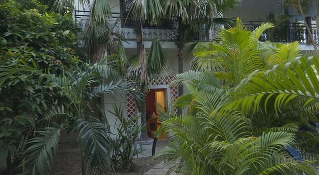 더 상쿰 호텔 - 프놈펜 - 건물