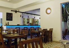 더 상쿰 호텔 - 프놈펜 - 레스토랑