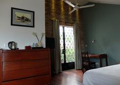 더 상쿰 호텔 - 프놈펜 - 침실